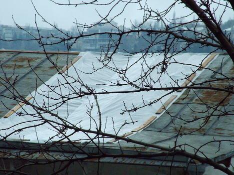 Дом-музей Чехова в Ялте остался без крыши