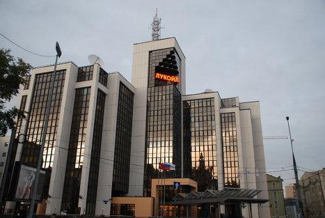Здание Лукойла, Сретенский бульвар 7