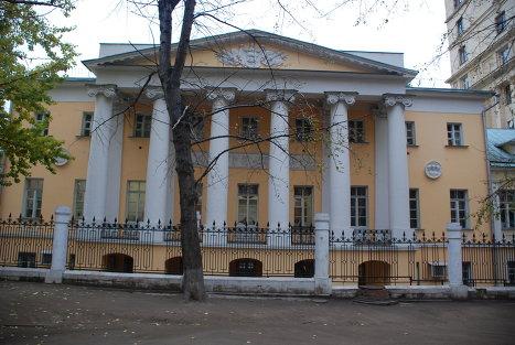 Дом Николая Хитрово