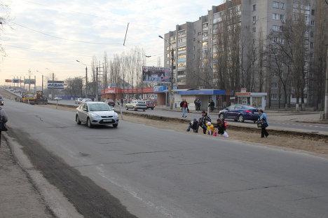 Ремонт самой длинной улицы в Воронеже
