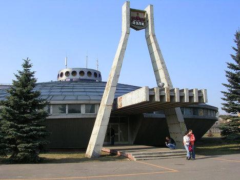 Автомобильный музей АЗЛК