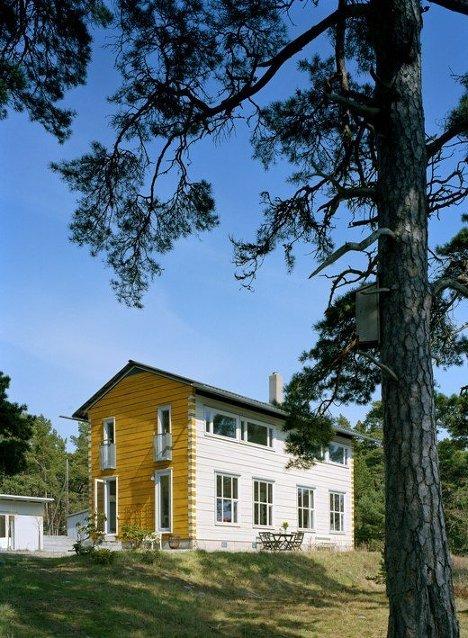 Шведская архитектура