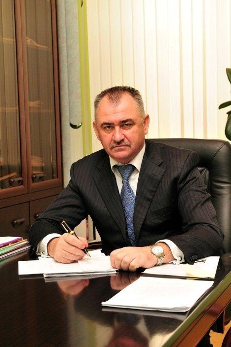 Министр строительства Московской области Павел Перепелица
