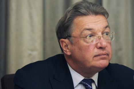 Пресс-секретарь управляюления делами (управделами) президента РФ Виктор Хреков