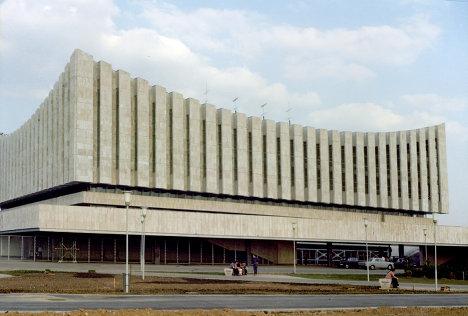 Универсальный дворец спорта Измайлово