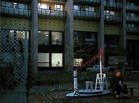 Дом главной героини фильма Служебный роман