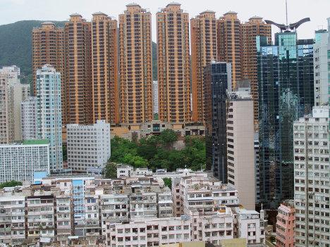 Высотные жилые дома