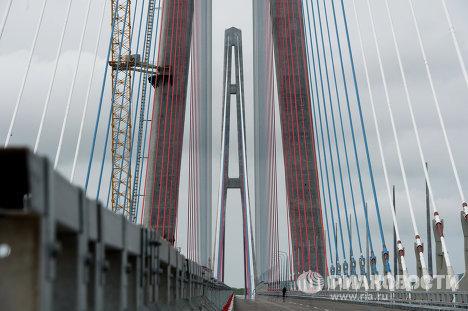 Мост через пролив Босфор Восточный