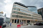 Бизнес-центр Белая Площадь на Лесной улице в Москве