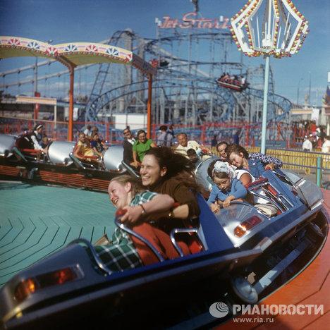 Центральный парк культуры и отдыха имени М.Горького