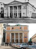 Здание московской биржи / Торгово-промышленная палата Российской Федерации