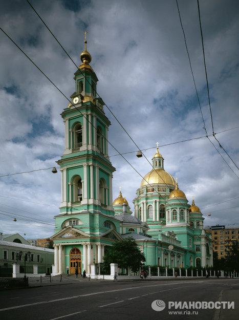Елоховский собор в Москве