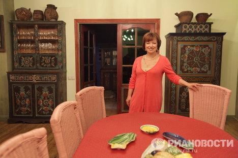 Дом Леонида Парфенова и Елены Чекаловой