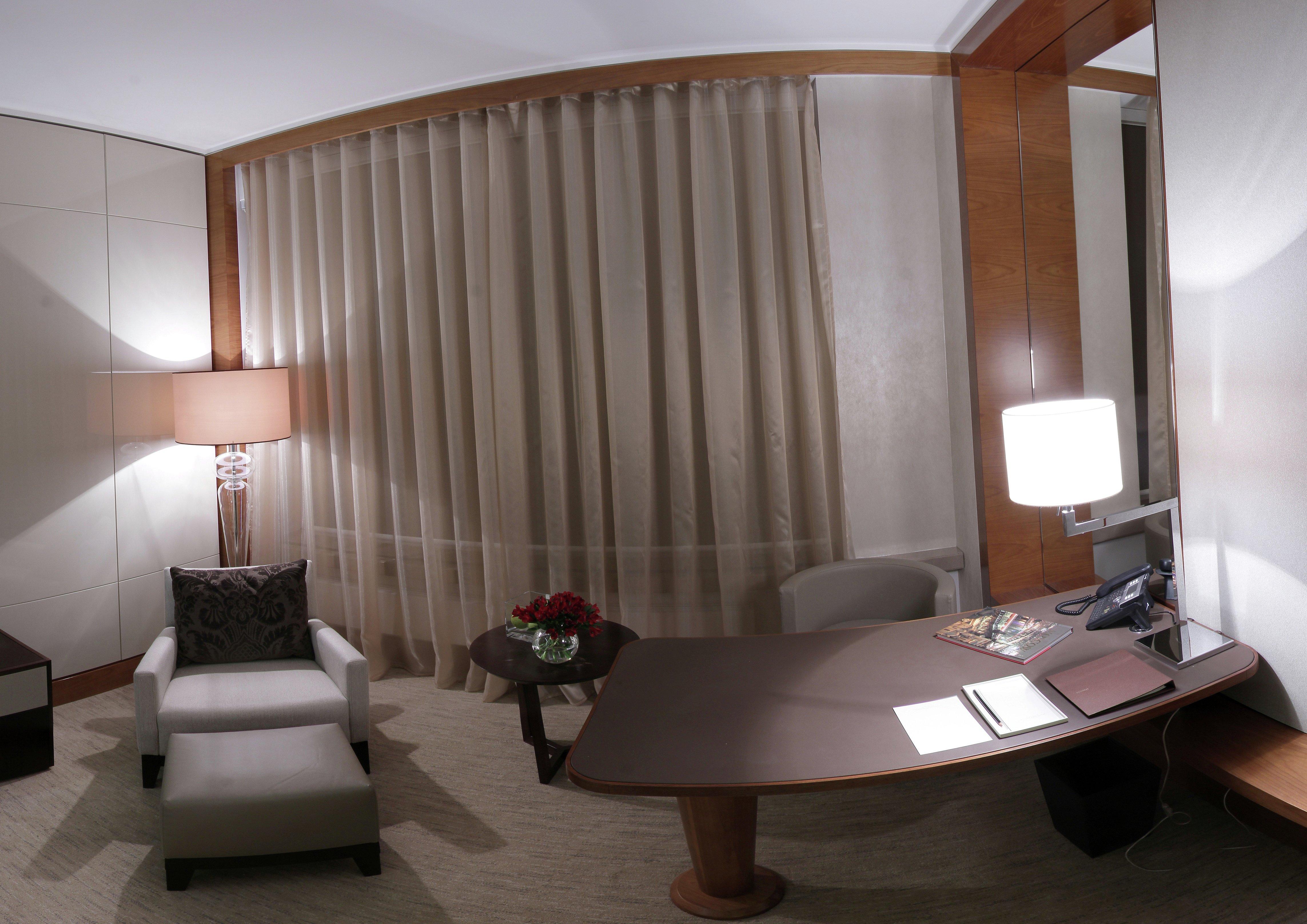 Прототип номера для гостиницы Hyatt Regency