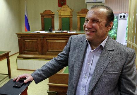Оглашение приговора по делу предпринимателя Виктора Батурина
