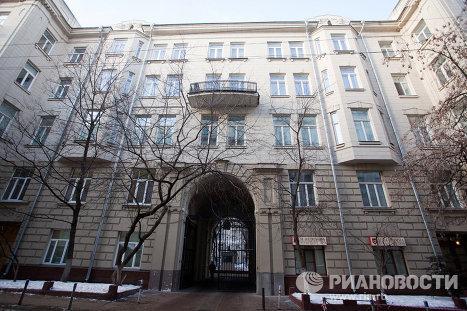 Дом, Романов переулок, 5