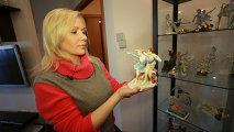 Детская квартира фигуристки Марии Бутырской