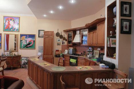 Где живут знаменитости: квартира композитора Александра Журбина