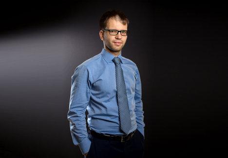 Советник президента ФСК Лидер Григорий Алтухов