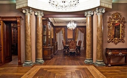 Самая дорогая элитная квартира в аренду в Санкт-Петербурге
