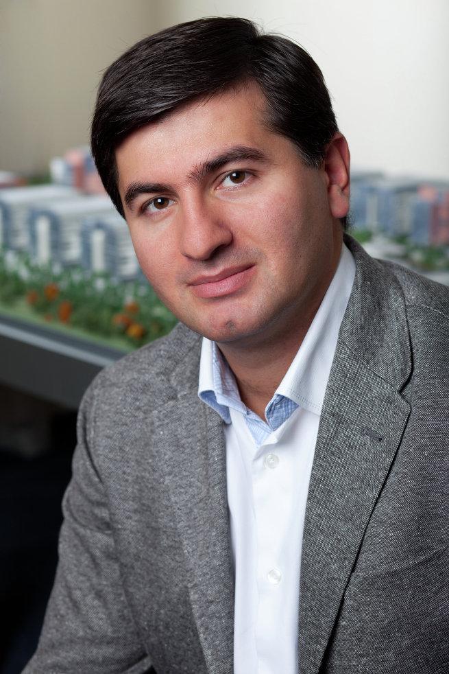 Член совета директоров ГК Регионы Амиран Муцоев