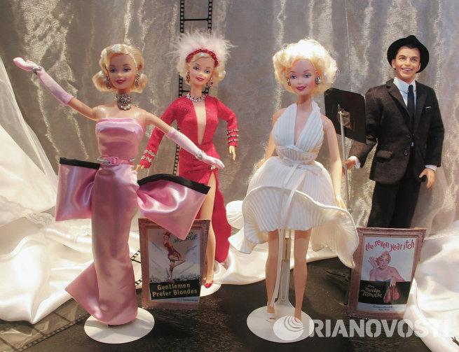 Выставка Чудесный Мир Барби. Легенда Одной Куклы