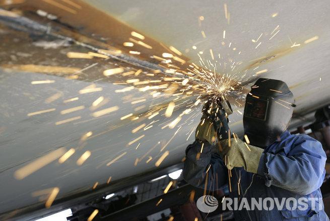 Строительство нового автомобильного моста через реку Дон в Ростовской области