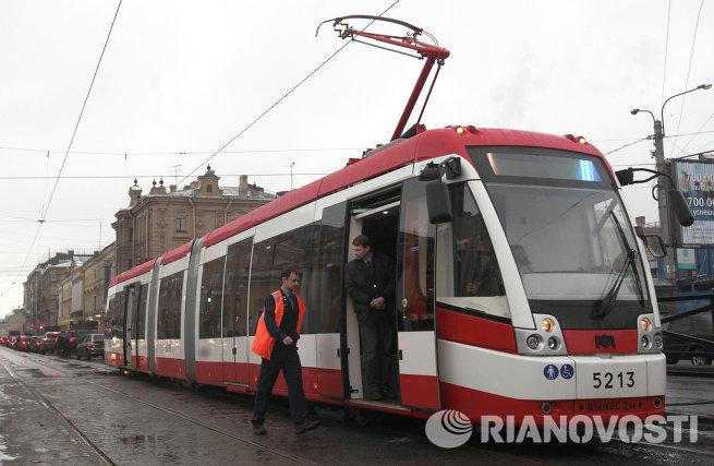 Cкоростной трамвай