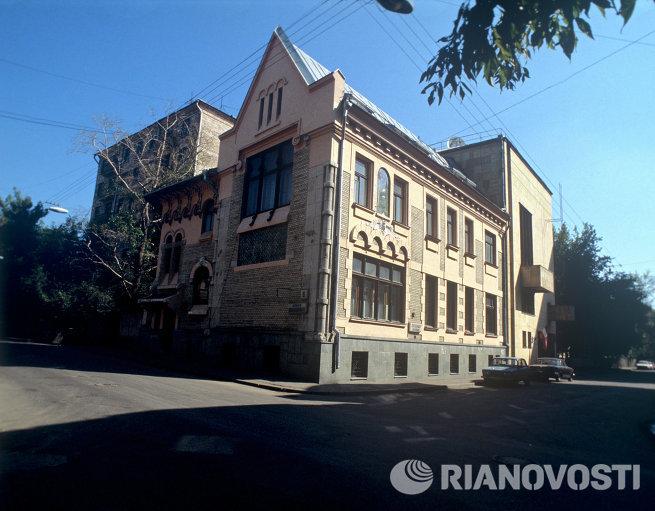 Здание Посольства Грузии