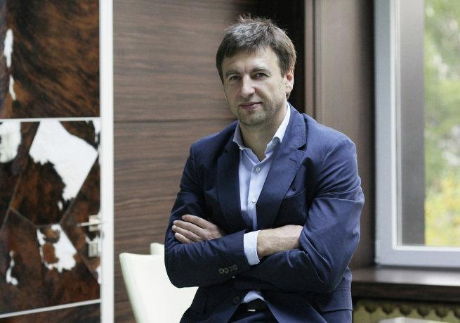 Президент группы компаний Nayada Дмитрий Черепков