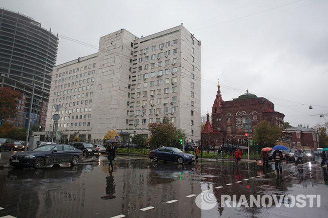 Старо-Екатерининская больница, МОНИКИ