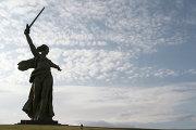 Монумент Родина-мать зовет в Волгограде