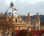 Старейший университет Великобритании Оксфорд