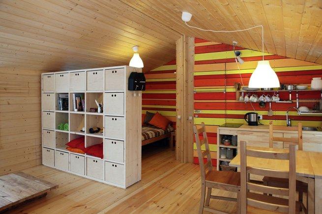 Модульный дом, который можно взять с собой