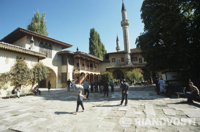 Бахчисарайский дворец
