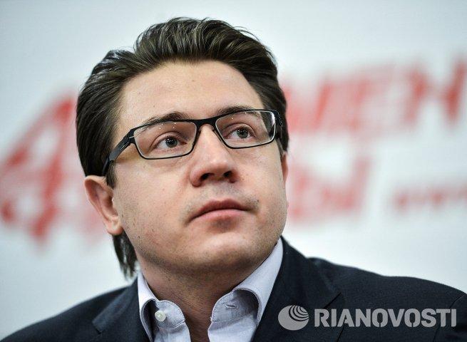 Адвокат бизнесмена Сергея Полонского Александр Карабанов
