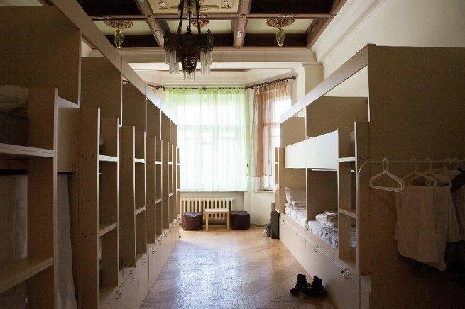 Топ-10 самых доступных хостелов в центре Москвы