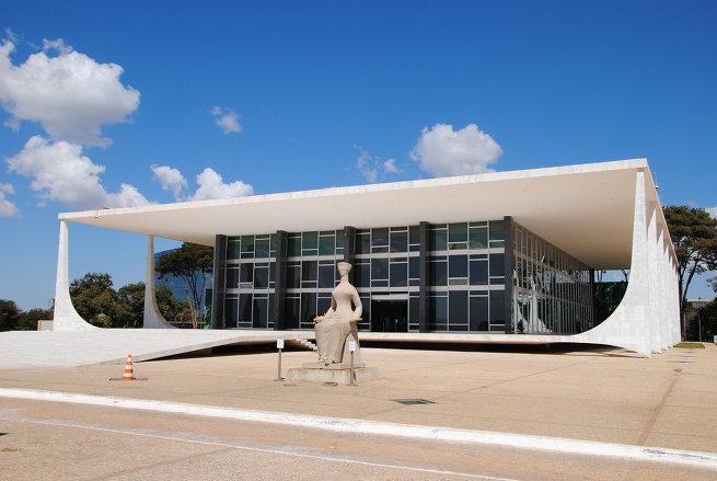 7 самых эффектных строений столицы Бразилии