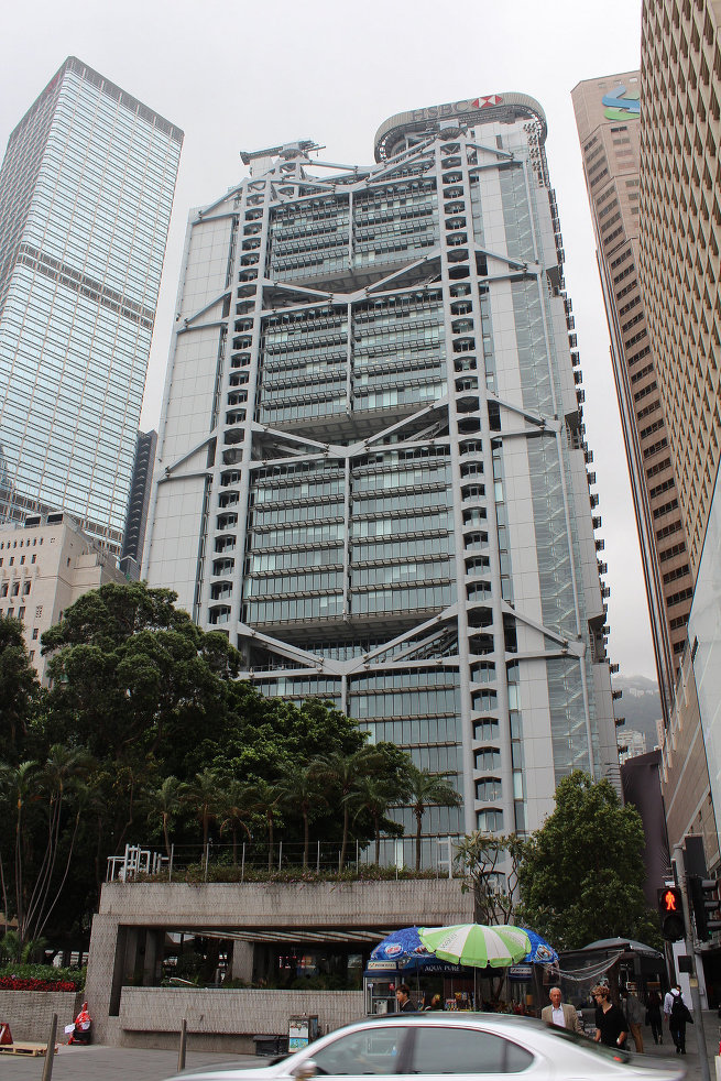 Здание банка HSBC
