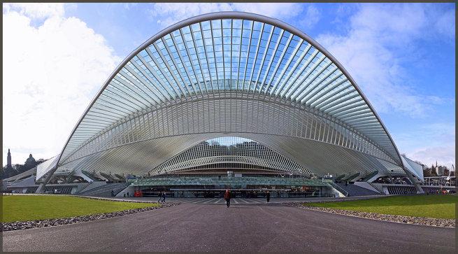 Вокзал Льеж-Гийемен