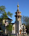 Церковь Троицы в Чикаго