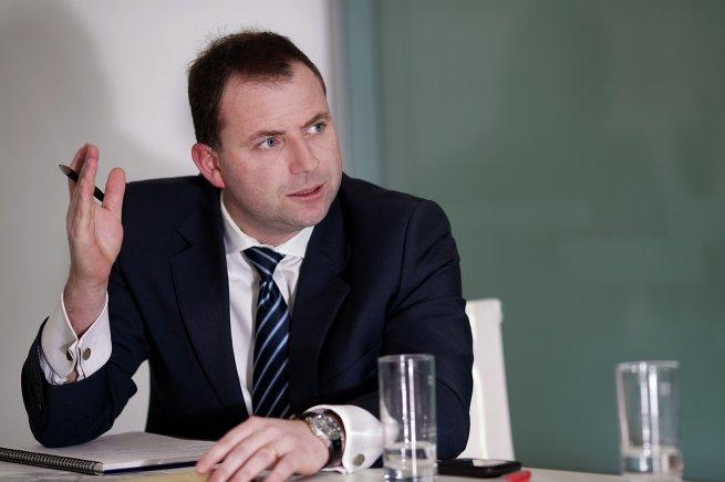 Партнер, директор по международным продажам новостроек Knight Frank Джеймс Прайс