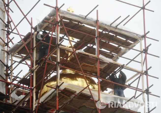 Храм Святителя Николая Мирликийского в Хамовниках
