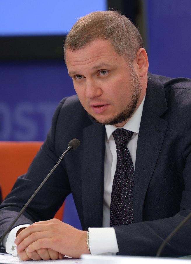Президент ГК Мортон Александр Ручьев