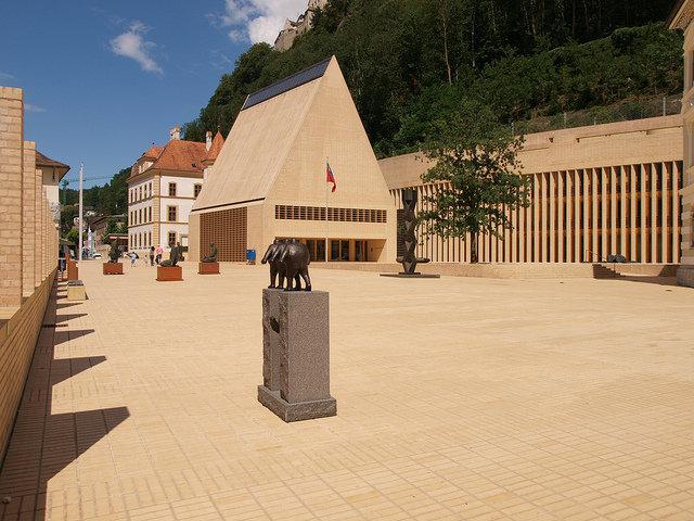 Парламент Лихтенштейна