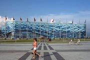 Виды Олимпийского парка Сочи