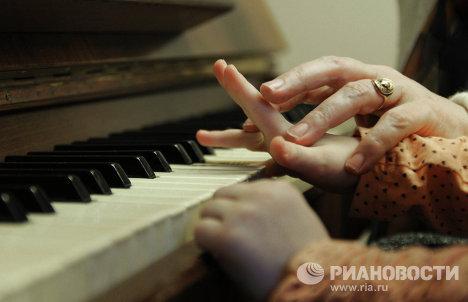 Работа детской музыкальной школы