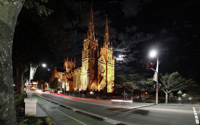 Собор Девы Марии Сидней