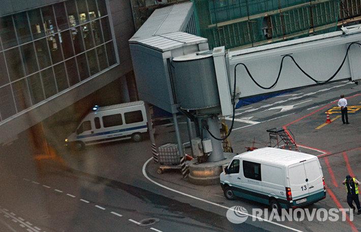Депортация бизнесмена С.Полонского в Россию