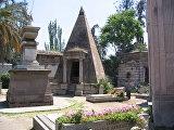 Главное кладбище Сантьяго, Чили